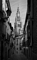 Cathedral-Toledo, Spain